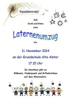 laterne 2014